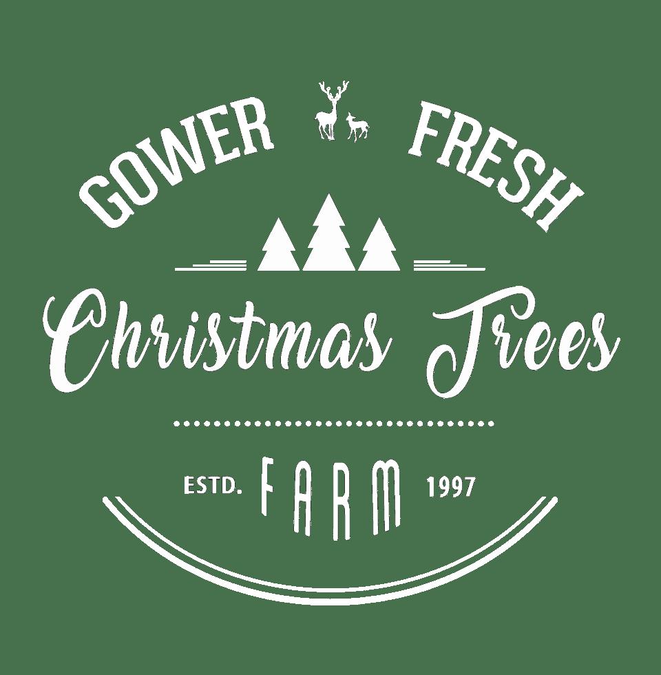 Gower Fresh Christmas Trees logo